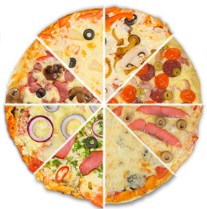 вершину собери свою пиццу сам картинка самых
